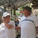 Strolling Tourist in the Zona Romantica Turistas rondando by PtoVallartaMex