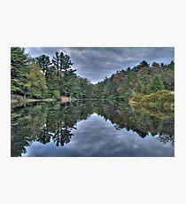 Mirror Water Photographic Print