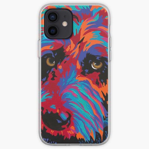 Milo the Labradoodle iPhone Soft Case