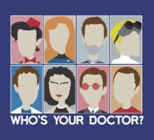 Who's Your Doctor? *COLOR*