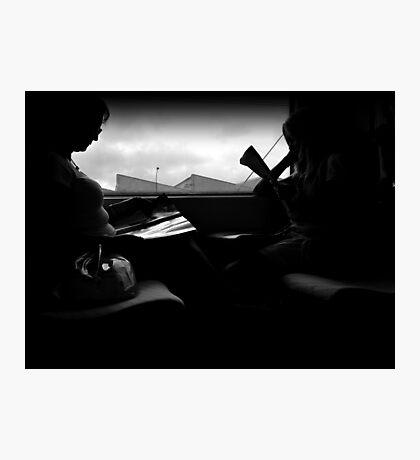 The Journey ... Photographic Print