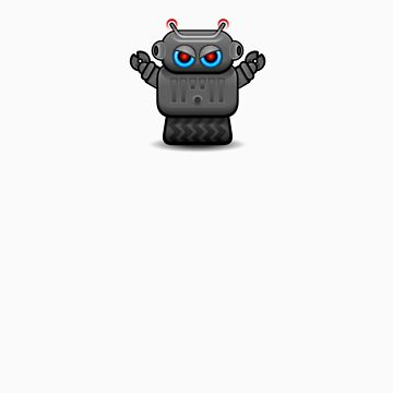 Robot Attack by Pango
