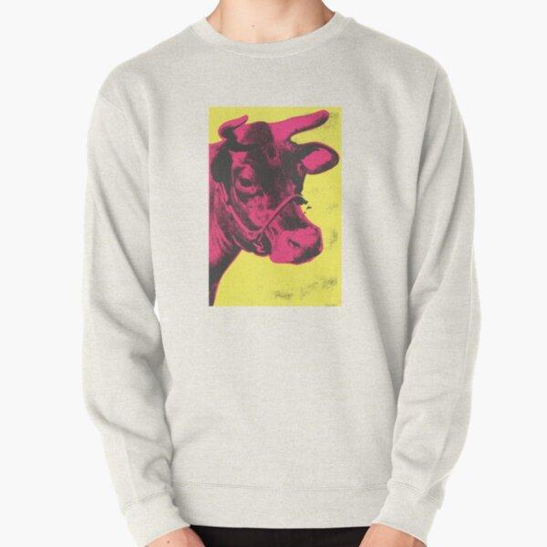 Andy Warhol   Cow Pullover Sweatshirt