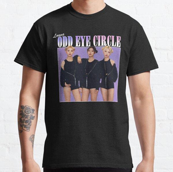 ODD EYE CIRCLE Loona Vintage T-shirt classique