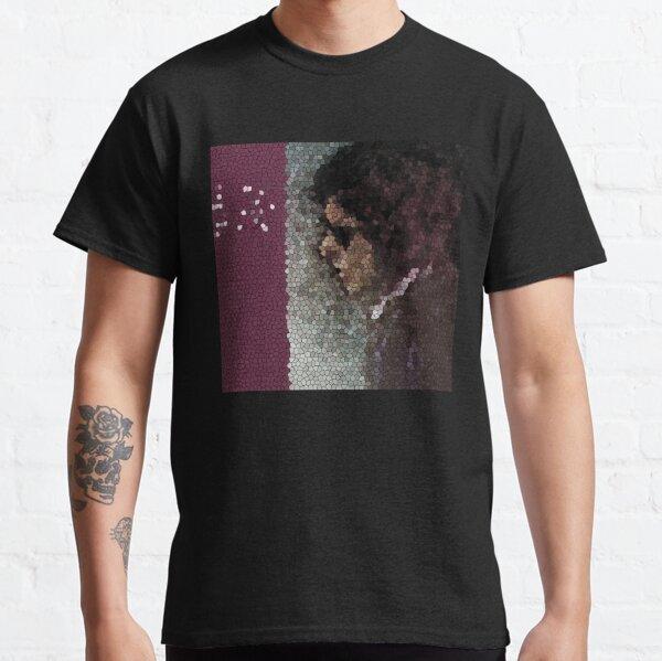 Mosaico Blood on Tracks Camiseta clásica