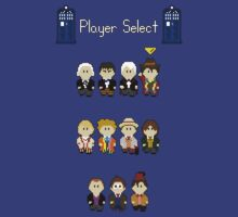 Choose Your Doctor Who 8bit v2