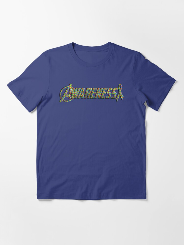 Alternate view of Autism Awareness Month ( LIMITED TIME ONLY THROUGHOUT APRIL) Essential T-Shirt