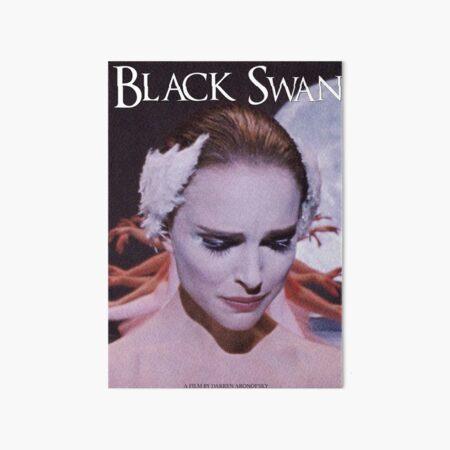 Black Swan Art Board Print