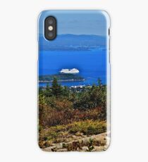 Capturing the Scene (the hard way)) iPhone Case/Skin