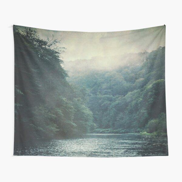 Valley and River Tapestry