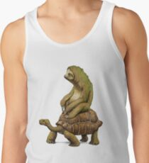 Speed is Relative Men's Tank Top