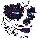 Tag des toten Mädchen-Gesichtes 9 von AnnArtshock