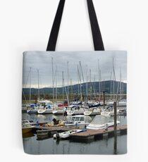 Lough Swilly Marina Tote Bag