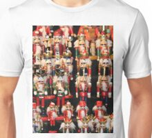 Nutcracker style Christmas Soldiers Unisex T-Shirt
