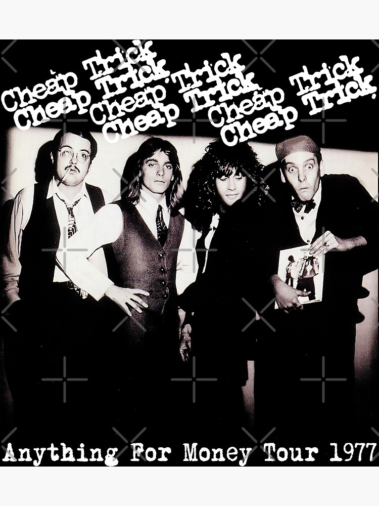 Cheap Trick - Anything For Money by ikonvisuals