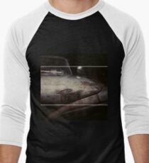 Plymouth Old Car Style Men's Baseball ¾ T-Shirt