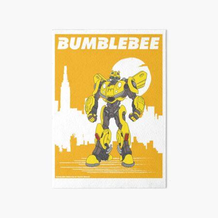 Bumblebee _ Transformers Art Board Print