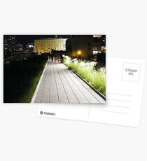 High Line, New York's Elevated Garden and Park Postcards