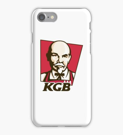 KGB iPhone Case/Skin