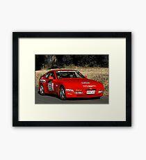 Porsche 944 Turbo Coupe Framed Print