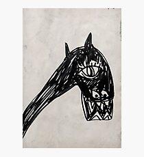 Horsey 1 Photographic Print