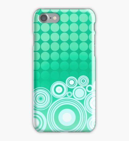 Concentrics - Mint [iPhone/iPod case] iPhone Case/Skin
