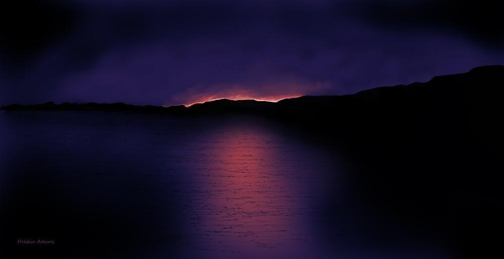 Evening Shimmer by Mitch Adams