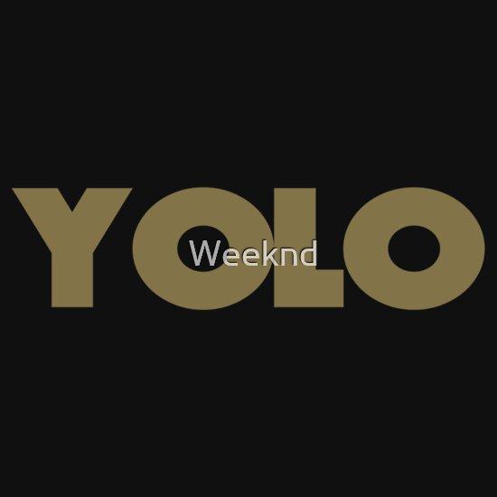 TShirtGifter presents: YOLO