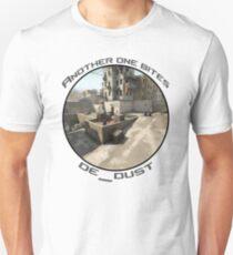 Another one bites de_dust Unisex T-Shirt