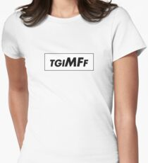 Thank God It's Mother F***ing Friday! T-Shirt