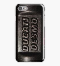 Ducati Desmo iPhone Case iPhone Case/Skin