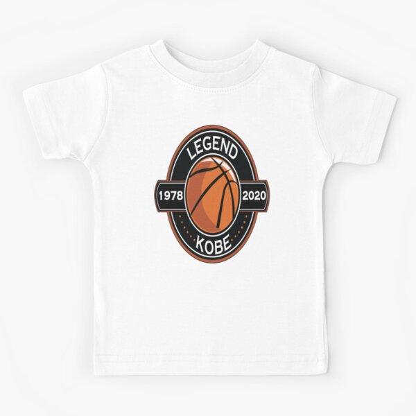 Basketball Motivation 8:24 Tribute Legend Inspired Jersey Tee Shirt