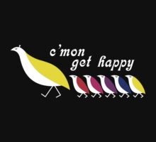 C'mon Get Happy | Unisex T-Shirt