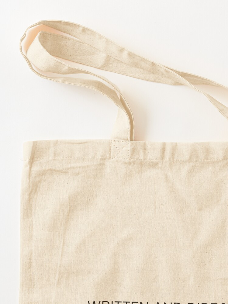 Alternate view of Written and Directed by Greta Gerwig Tote Bag