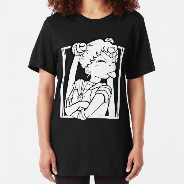 sailor moon usagi tsukino Slim Fit T-Shirt