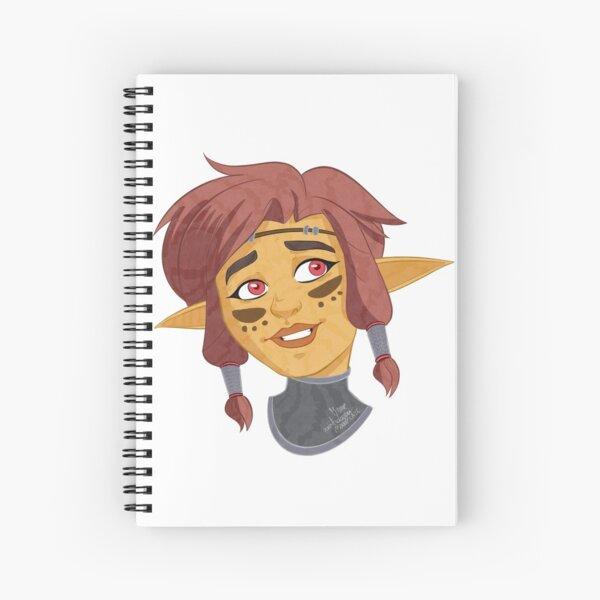 Finna - Gormiti 2018 Spiral Notebook