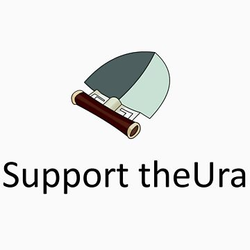 Support the Ura by monken8