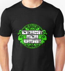 Crunk Eco Wear Official Merch no text Unisex T-Shirt