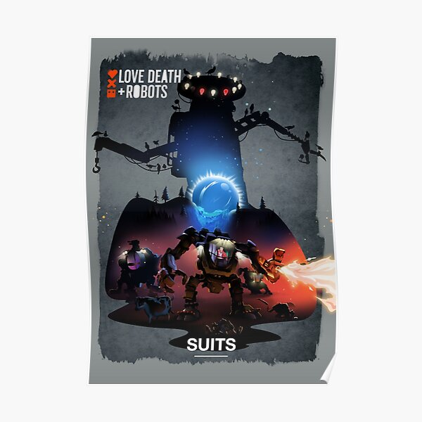 Love death & robots - Costumes Poster