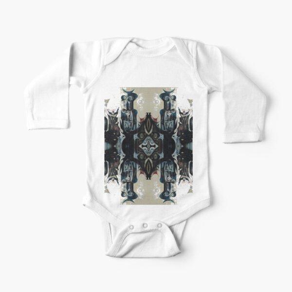 Ibrahim el-Salahi Long Sleeve Baby One-Piece
