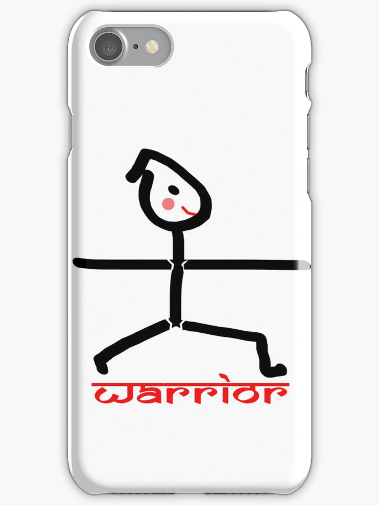 Yoga Warrior by Lara Bakes-Denman