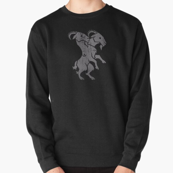 Goat Lord Logo Sudadera sin capucha