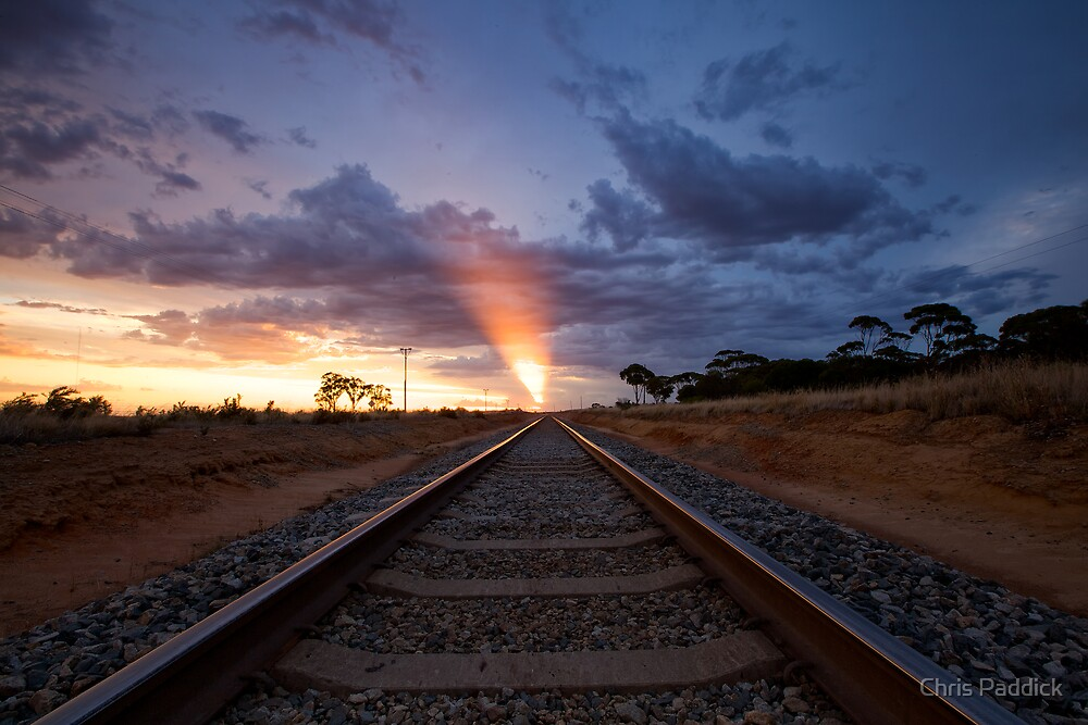 Ghost Train by Chris Paddick