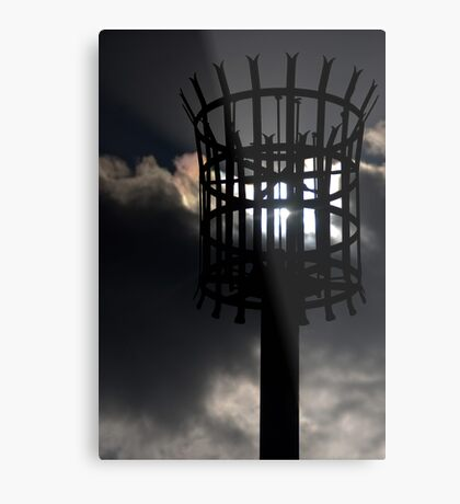 Beacon Metal Print