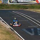 Kart racing by Froggie