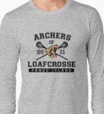 Archers of Loafcrosse Long Sleeve T-Shirt