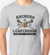 Archers of Loafcrosse Unisex T-Shirt