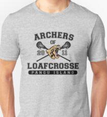 Archers of Loafcrosse Unisex T-Shirt