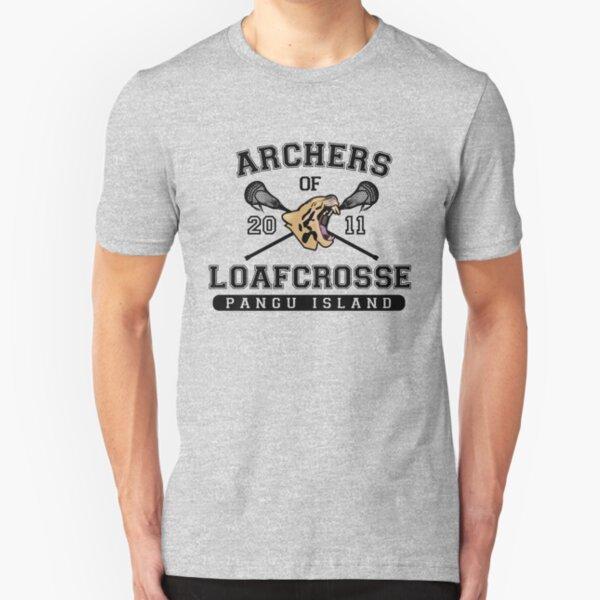 Archers of Loafcrosse Slim Fit T-Shirt