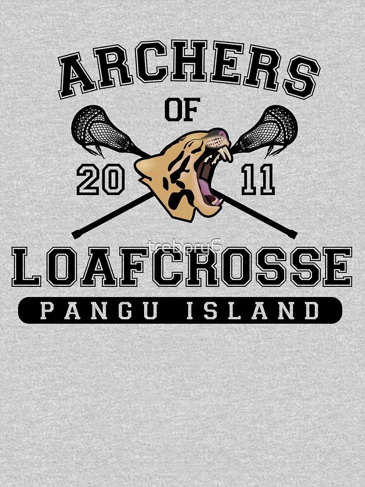 Archers of Loafcrosse | Unisex T-Shirt